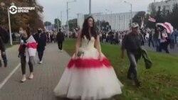 Протесты в Минске 4 октября: как это было