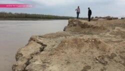 Урал размывает столицу Золотой Орды