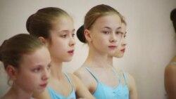 Открытый урок: пермское хореографическое и школа в степи