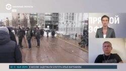 Политолог о задержании Юлии Навальной
