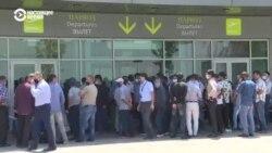 Власти Таджикистана готовы возобновить авиасообщение с Россией
