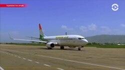 Азия: между Россией и Таджикистаном снова летают самолеты