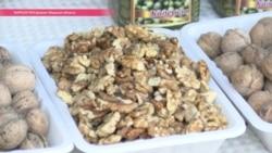 Где растут лучшие орехи Кыргызстана?