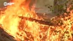 Перекресток: Якутия в огне