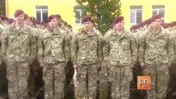 Американские десантники начали обучать украинских военных