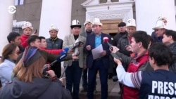 Азия: последствия марша в Бишкеке и задержание активиста