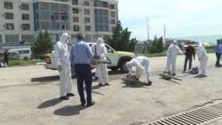 Таджикистан подтвердил 15 случаев коронавируса в стране