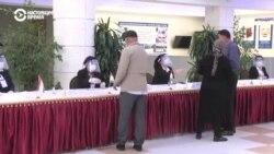 Как голосовали на выборах в Таджикистане