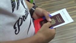 Россия начала выдавать паспорта на Донбассе