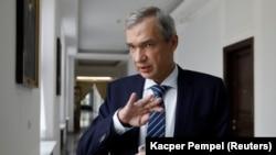 Павел Латушко, архивное фото (сентябрь 2020 года)