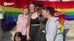 Как прошел ЛГБТ-марш в Харькове и как изменилось отношение к геям и лесбиянкам в Украине