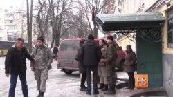 Репортаж Юлии Дрозд о украинских дезертирах