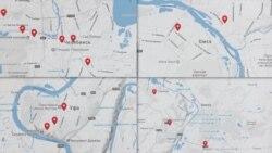 В городах России из-за звонков о заложенных бомбах эвакуируют школы, вокзалы и торговые центры