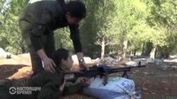 """Женщины-курды сражаются с """"Исламским государством"""""""