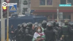 Дубинки, водометы, задержания. В Беларуси прошел Марш гордости