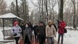 Азия: разгон митинга против фемицида