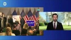 Америка: иск команды Трампа отозван