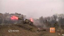 Сепаратисты используют перемирие для военных тренировок