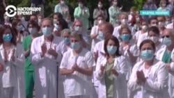 Как минздравы Беларуси и Испании говорят об умерших от коронавируса медиках