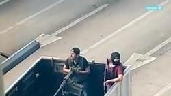 В Мексике произошла перестрелка между членами наркокартеля и Нацгвардией из-за сына Эль Чапо