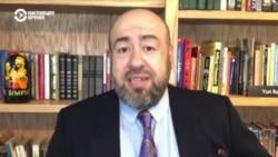 Американский депутат Юрий Рашкин о реакции общества на новость о болезни Трампа