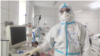 Amid COVID Surge, Russian Doctors Use Social Media As Information Lifeline