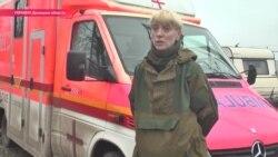 """""""Белые каски"""": как работает волонтерская служба медпомощи жителям прифронтовых территорий"""