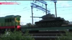 Суровая челябинская таможня задержала... танк