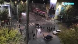 Жители Бишкека спасают город от мародеров: милиции на улицах нет
