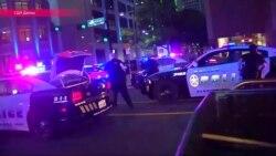 В Далласе во время протестов два снайпера убили пятерых полицейских
