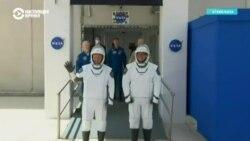 Маск запустил корабль Crew Dragon к Международной космической станции