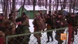 Ветераны чеченских войн в Донбасе