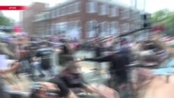 """Годовщина беспорядков в Шарлотсвилле переросла в акцию против сторонников """"белого превосходства"""""""