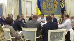 Президент Украины Зеленский подписал указ о роспуске Верховной Рады
