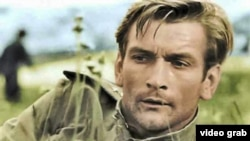 """Талашко в фильме """"В бой идут одни """"старики"""""""