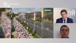 Правозащитник Андрей Стрижак – об эволюции протестов в Беларуси