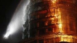 Пожары в исторических зданиях России