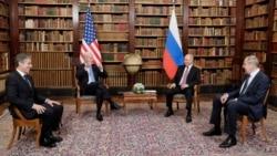 Путин и Байден встретились в Женеве: как это было