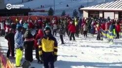 Буковель забит: украинцы в этом году катаются на лыжах дома