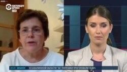 Ирина Прохорова о настроениях россиян в процессе и после голосования
