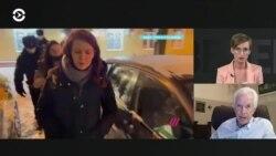 Адвокат – о задержаниях соратников Навального