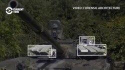 Tank Recon: U.K. Firm Says It Verified Russian Presence In Ukraine