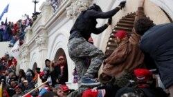 Америка: первый приговор в деле о беспорядках 6 января