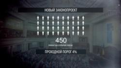 """Гендерные квоты, новый проходной порог и """"открытые"""" списки: чего ждать от нового избирательного кодекса Украины"""