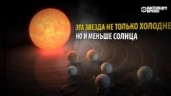 Астрономы NASA нашли сразу 7 похожих на Землю планет: что на них есть?