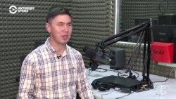 История незрячего радиоведущего из Кыргызстана