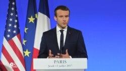 Сам себе медиа: президент Франции Макрон хочет по-новому общаться с прессой