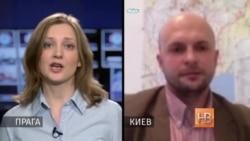 Донецк обстрелян