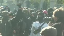 Бунт бойцов Национальной гвардии Украины