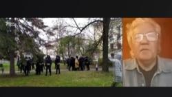 Издатель Борис Пастернак – о своем задержании на акции протеста в Минске
